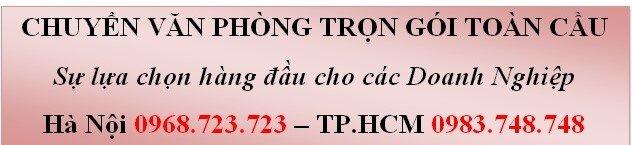 Hotline dịch vụ chuyển văn phòng Toàn cầu tại quận Tân Bình