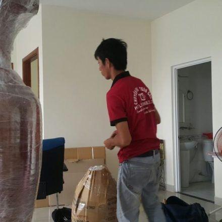 dịch vụ đóng gói trang thiết bị vận chuyển