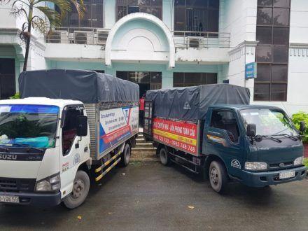 Toàn cầu chuyên cung cấp dịch vụ xe tải chở hàng uy tín