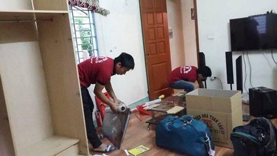 dịch vụ chuyển nhà trọn gói quận hoàng mai