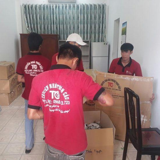 Dịch vụ chuyển nhà giá rẻ tại quận 5- dịch vụ vụ dọn nhà trọn gói