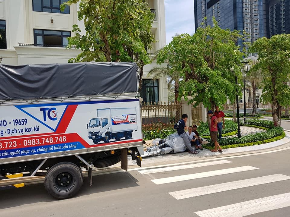Dịch vụ chuyển nhà trọn gói giá rẻ huyện gia lâm