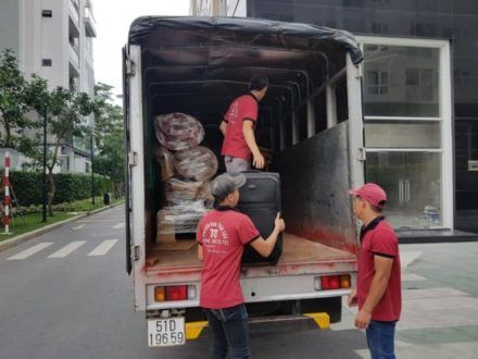 Dịch vụ chuyển nhà giúp tiết kiệm thời gian, tiền bạc