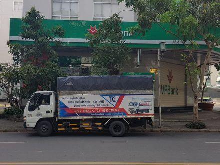 Dịch vụ cho thuê xe tải 2 tấn chở hàng giá rẻ
