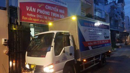 Xe tải chở hàng giá rẻ uy tín