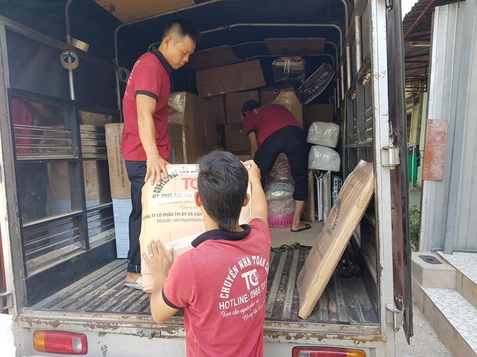 dịch vụ chuyển nhà trọn gói biên hòa