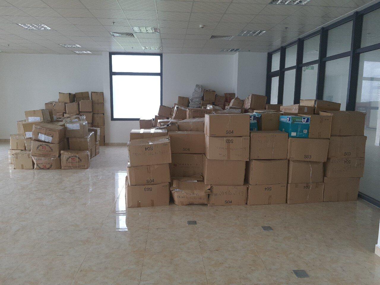 Dịch vụ vận chuyển văn phòng trọn gói uy tín