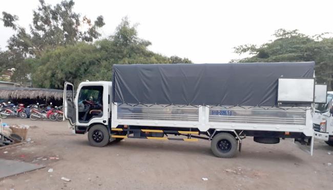 Dịch vụ cho thuê xe tải 2 tấn thùng dài 6m