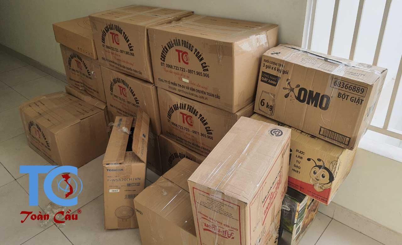 Dịch vụ đóng gói vận chuyển nhà Quận Đống Đa