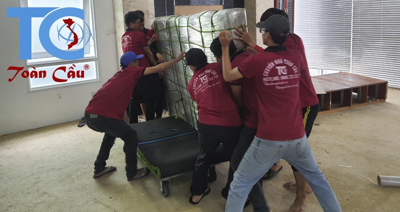 Dịch vụ chuyển nhà giá rẻ Quận Bình Tân