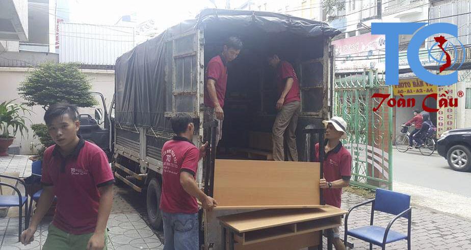 Dịch vụ vận chuyển ván phòng Quận Gò Vấp